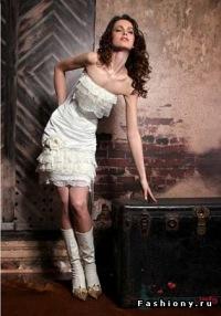 Фото свадебного платья Lexi Короткие платья- только под заказ. вопросы в...