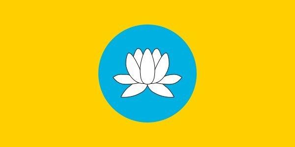 калмыцкий флаг