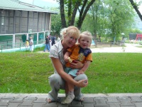 Оксана Клобертанц, 6 июня , Красноярск, id121813254