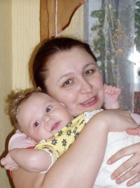 Oksana Borovkova, Dnipropetrovsk