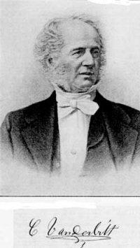 Cornelius Vanderbilt, Nashville