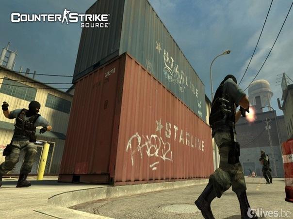 Undisguisable: играть в counter strike с друзьями.