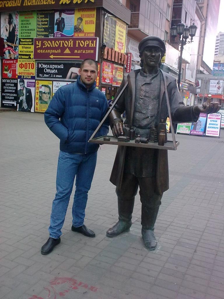 Гриша Сухов, Междуреченск - фото №4