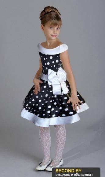 вязаное платье с длинным рукавом черное