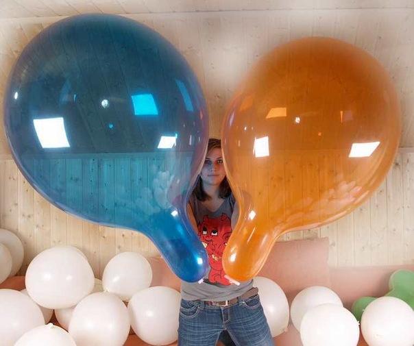 секс голые воздушные шары-ев2