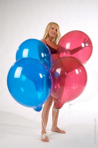 Секс воздушных шариков