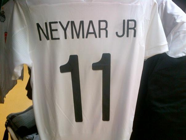 Хочешь футболку Неймара.  Тогда тебе сюда! http://vkontakte.ru/album...