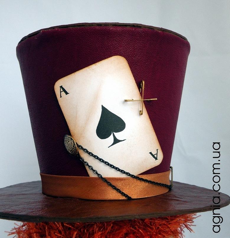 Шляпа как у шляпника своими руками 32