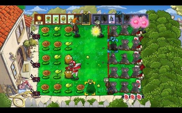 Зомби растения игра онлайн бесплатно