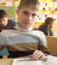 Джон Чернявцев, 27 сентября 1999, Новосибирск, id120624878
