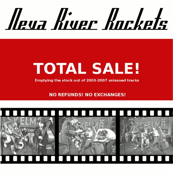 Neva River Rockets - Total Sale!