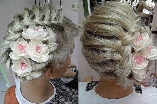 Плетение кос vk