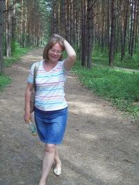 Ольга Трофимова, 18 февраля 1961, Красноярск, id132871704
