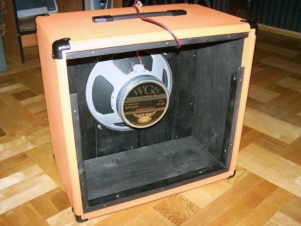 guitar cabinets 1x12 (part 2) | samp d.i.y.