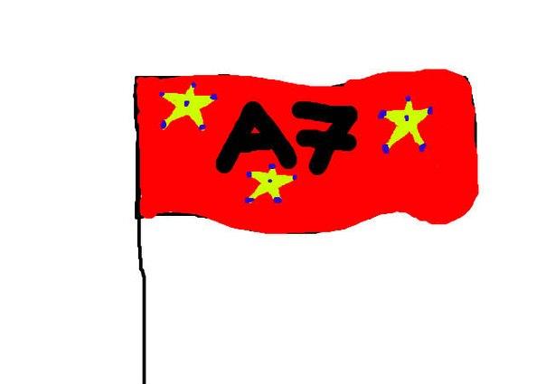 флаг клана