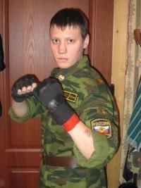 Александр Афонин, 16 мая 1988, Ковров, id117137043