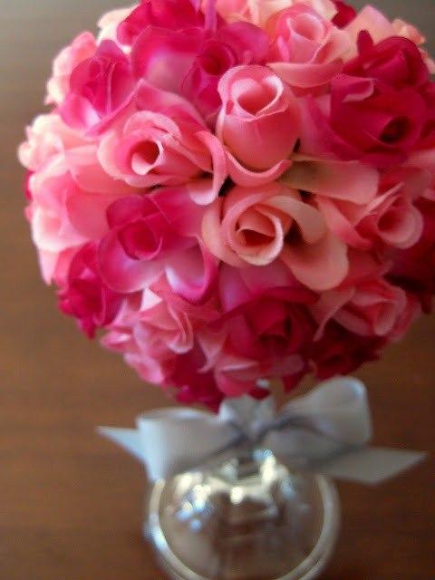 Подарки на день матери топиарий