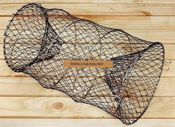 Верш для ловли рыбы своими руками