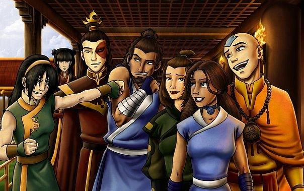 Аватар аанг ролевая игра бот для легенда первая ролевая игра вконтакте