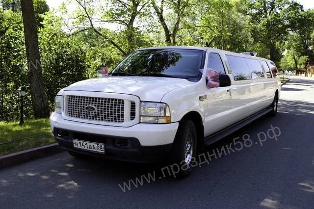 Лимузин на свадьбу в Пензе