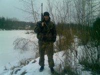 Сергей Еринов, 2 марта , Люберцы, id3025449