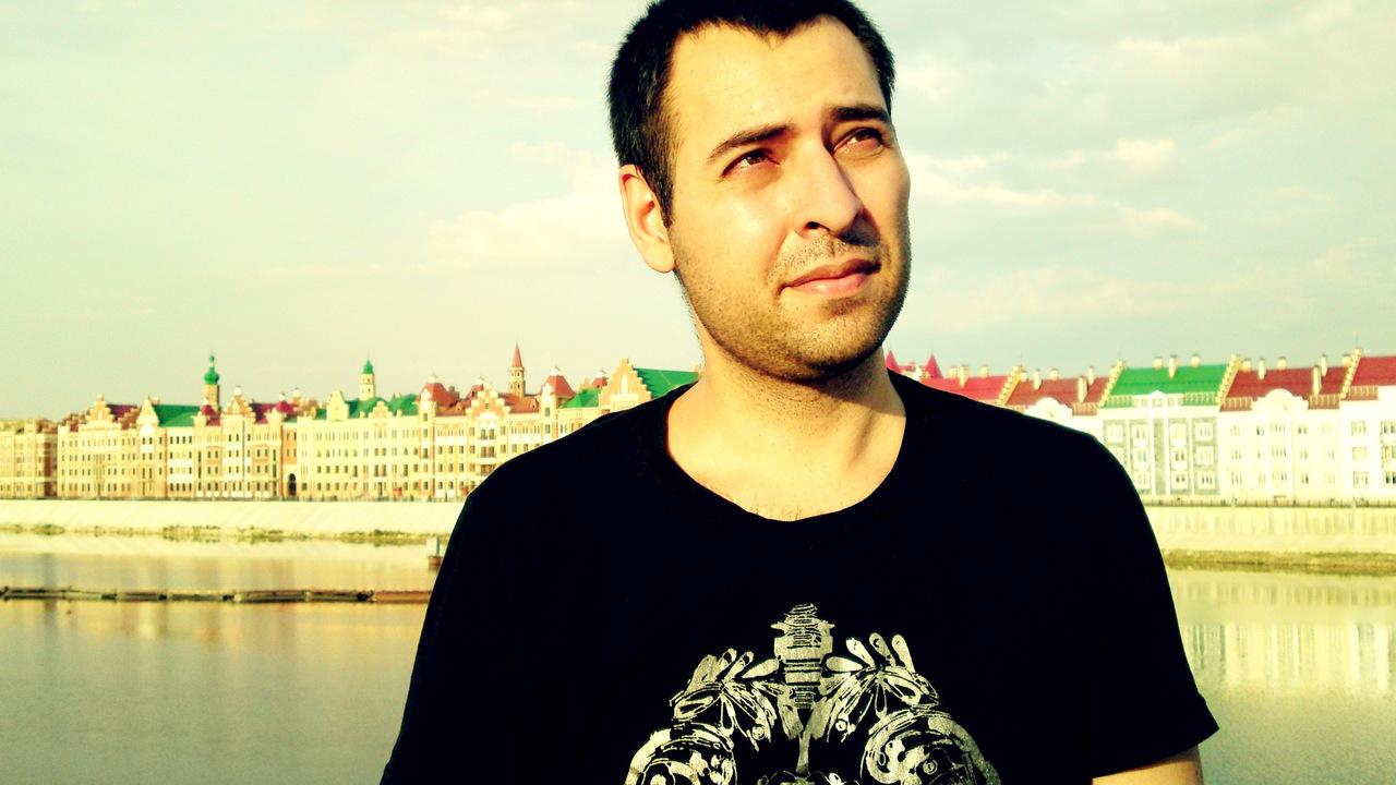 Antal Zaykin, Moscow - photo №1