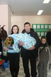 Любовь Пшенникова, 14 апреля 1983, Якутск, id57188101