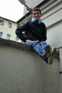 Михаил Клюковский, 31 мая 1989, Санкт-Петербург, id148072466