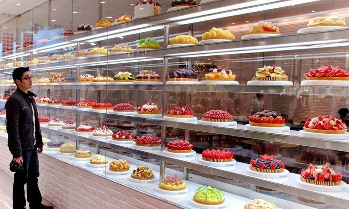 Какие торты продаются в магазинах