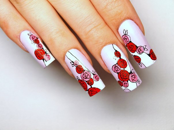 Фото мастер класс дизайна ногтей