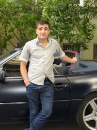 Namik Fattaev, 19 мая 1989, Москва, id113004214