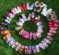 Девочки, какую обувь вы купили деткам на слякоть?