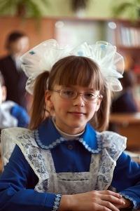 Анна Остапенко, 3 апреля , Красноярск, id129319709