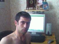 Ваге Арутюнян, Спитак