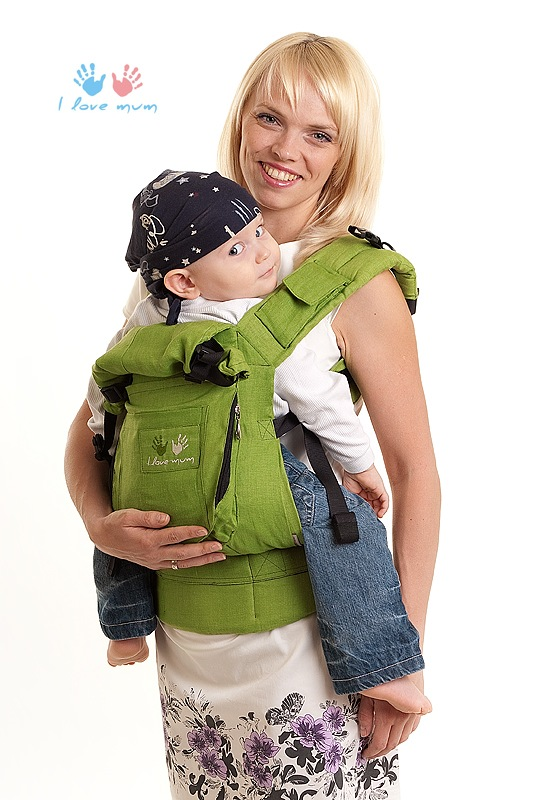 Патапум (patapum) - слинг-рюкзак для переноски детей.  Naturebaby.ru.