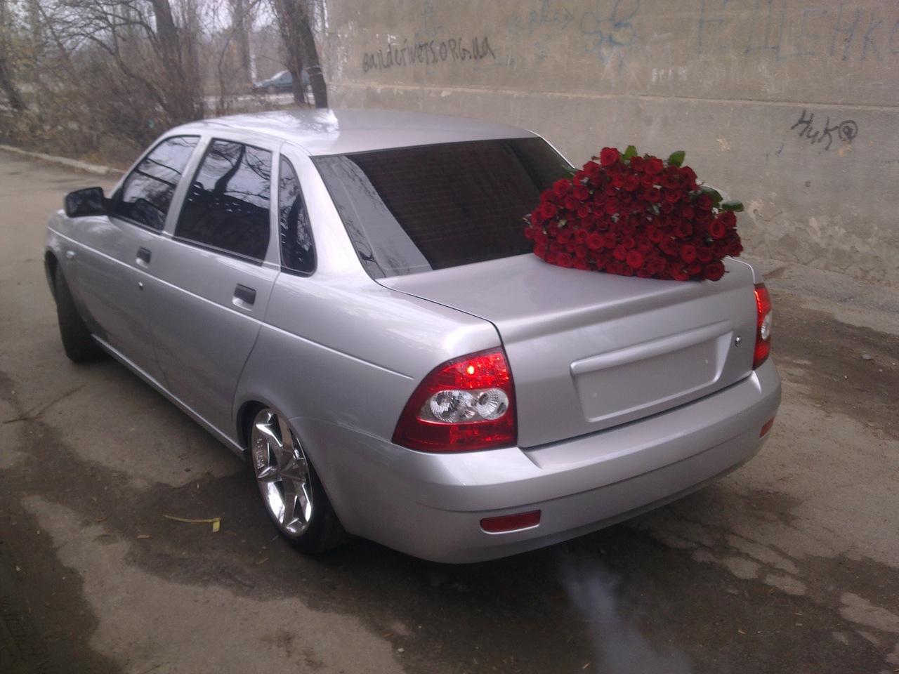 Фото приоры и цветов