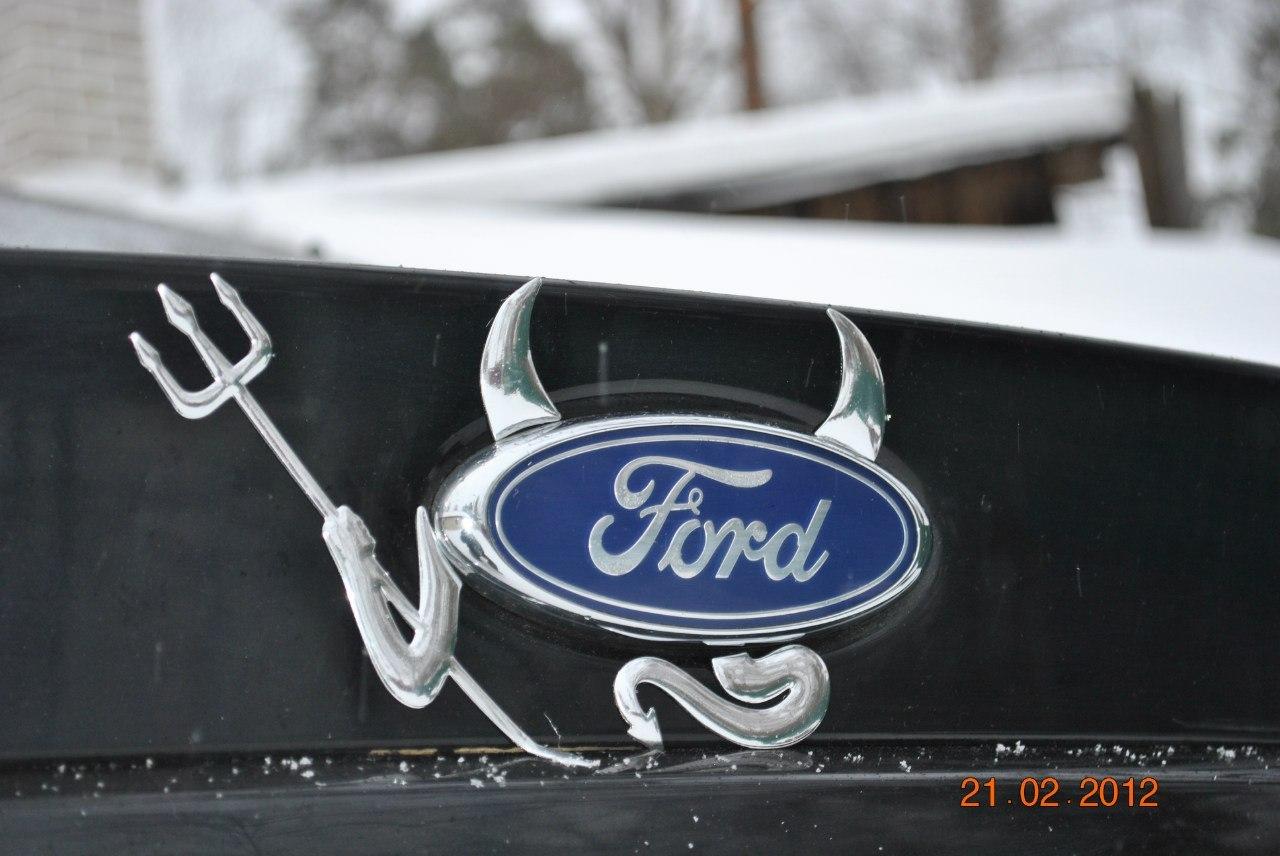 Размер эмблемы форд фокус 25 фотография