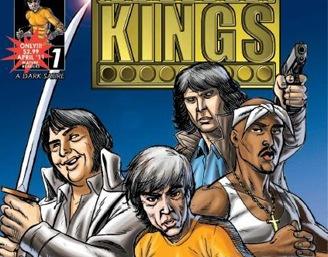 Tupac Shakur будет спасать Голливуд вместе с Bruce Lee