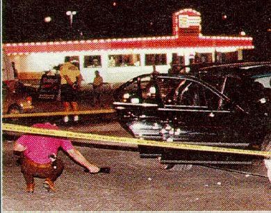 Tupac Shakur (2Pac) Shooting Location In Las Vegas, Nevada