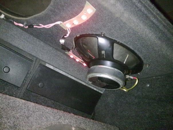 Подсветка багажника своими руками ваз 2108 12