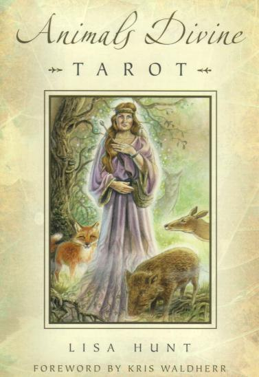 Animals Divine Tarot: Animals Divine Tarot