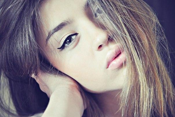 фото красивых девушек лет 17