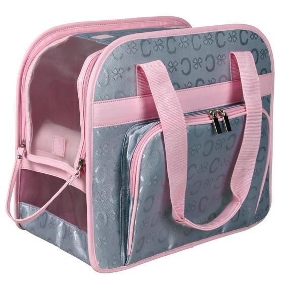 Интересные сумки-переноски для Ваших любимцев) Тут.