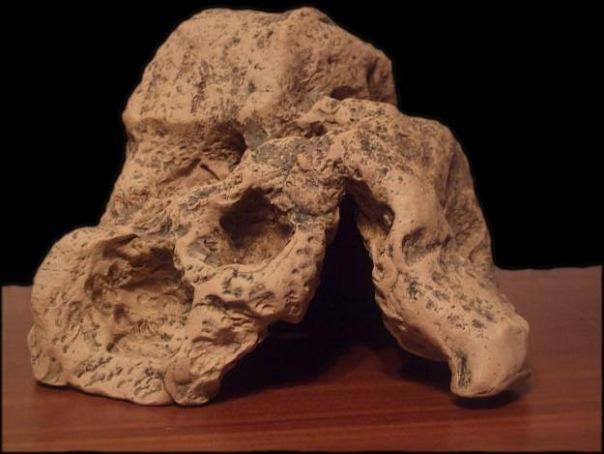 Гроты из глины своими руками 74