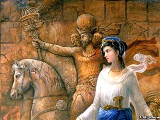 Оригинал взят у podosokorskiy в В Иране из персидской классики удаляют