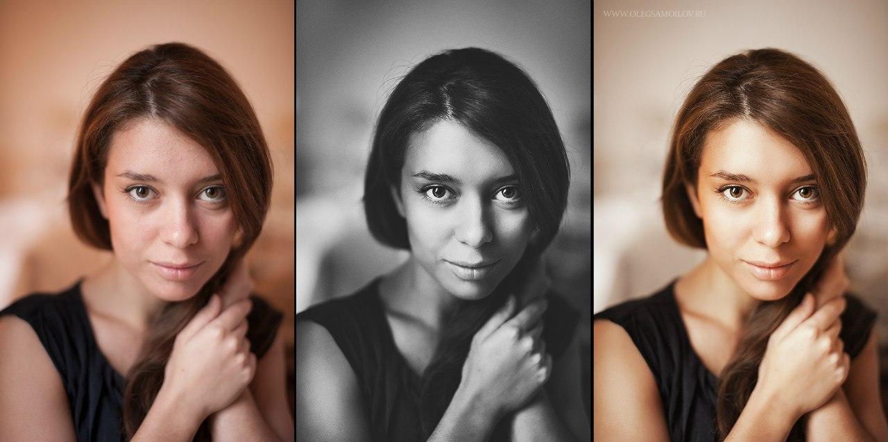 мастер-класс по обработке фотографий от Олега Самойлова