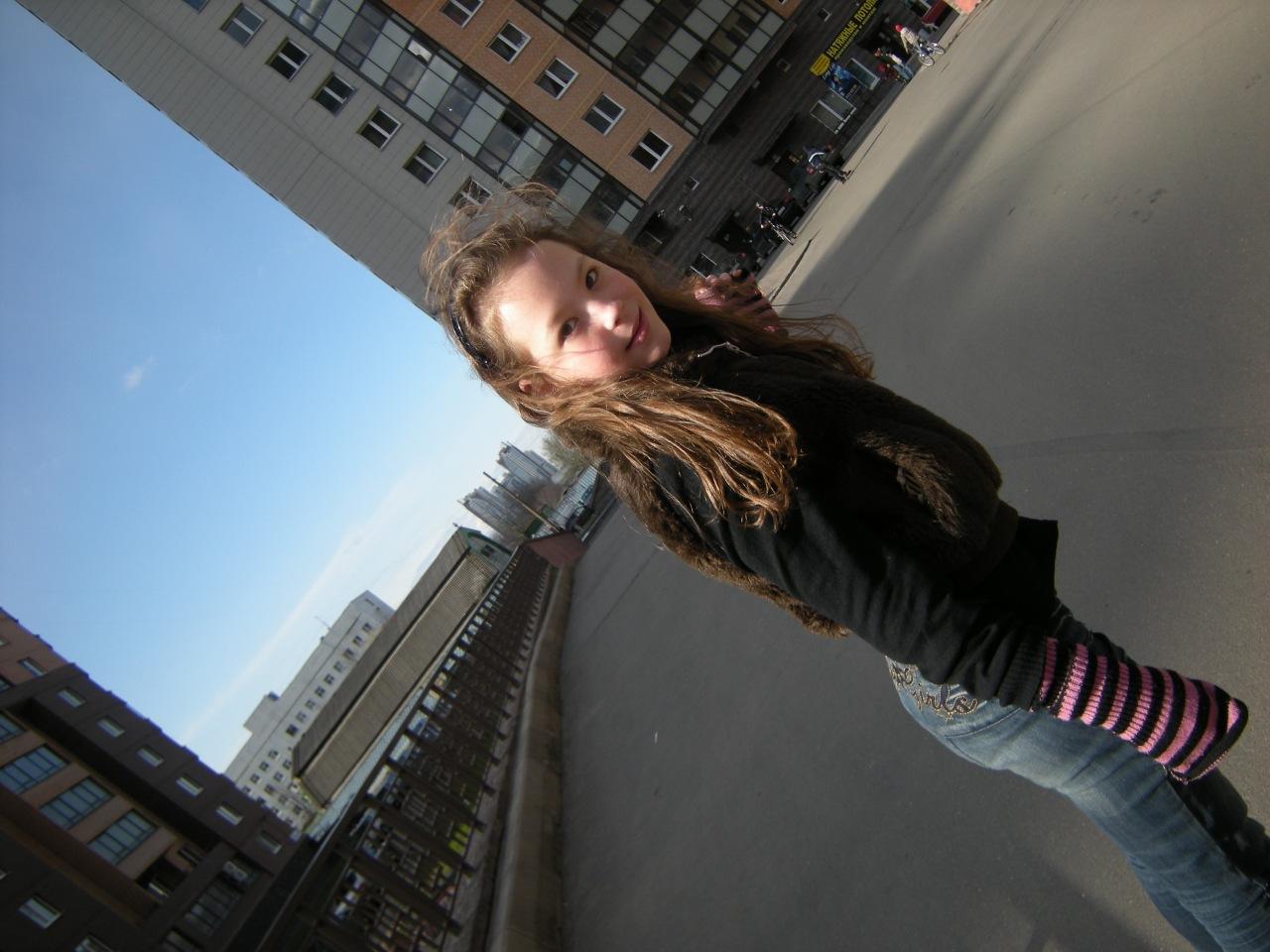 Nastya Shvec, Saint Petersburg - photo №3