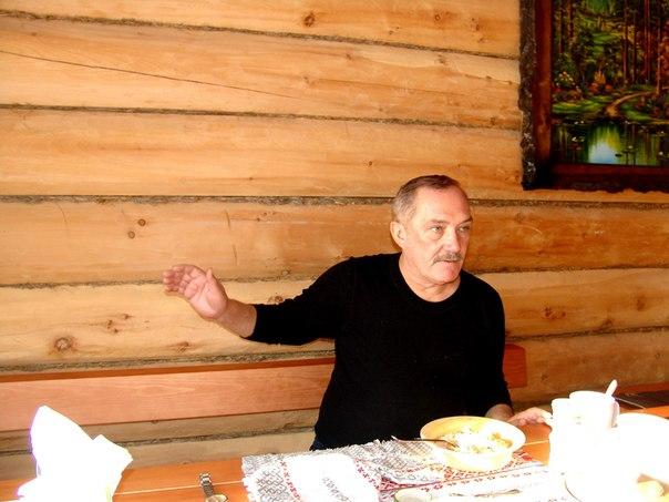 В тайге, конец января 2012 год...