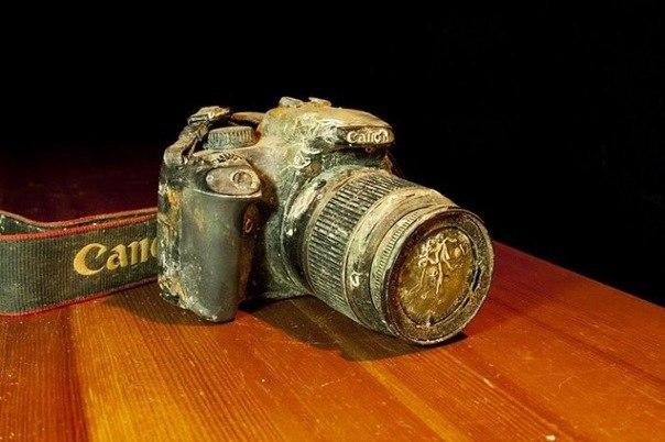 Фотоапарат під водою