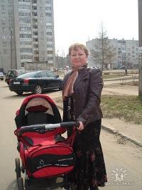 Светлана Антонова, 23 января 1966, Ярославль, id161037076